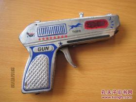 铁皮玩具-----小朋友手枪------1把(货号1089)