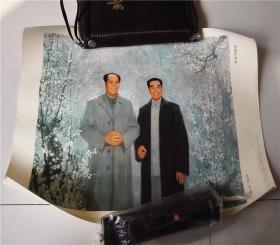 待到山花烂漫时(油画)赵友平 李天祥 1978年 货号AA6