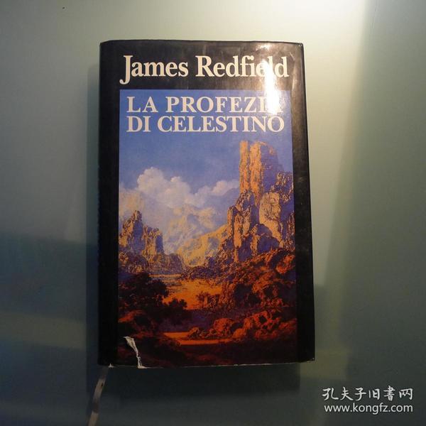 James Redfield LA PROFEZIA DI CELESTINO