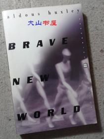Brave New World  美丽新世界 经典文学 英文原版