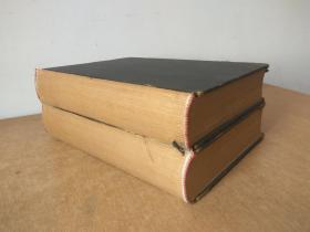 Het Nederlandsch wetboek van Burgerlijke Rechtsvordering  荷兰民事诉讼法典  两册全 1934.