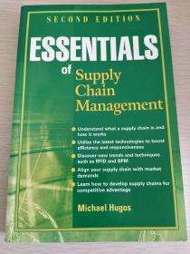 Essentials of Supply Chain Management   Second Edition  【英文原版,全新佳品】