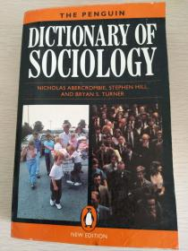 The Penguin Dictionary Of Sociology  【英文原版,品相佳】