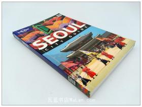 Lonely Planet: Seoul孤独星球旅行指南:首尔