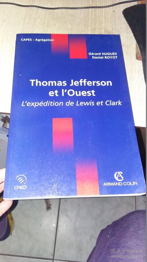 THOMAS JEFFERSON ET IOUEST