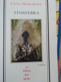 carlos montemayor finisterra(看图片)