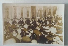民国期间国民政府官员参加国际会议照片