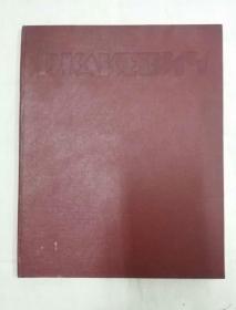 伊 斯 伊热凯维奇艺术画册    俄文版  1964