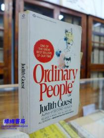Ordinary People《普通人》— Judith Guest (Author)