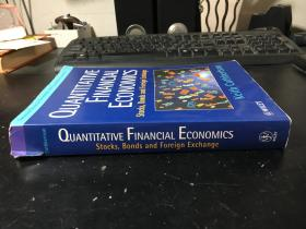 QUANTITATIVE FINANCIAL ECONOMICS(Stocks,bonds and foreign exchange)