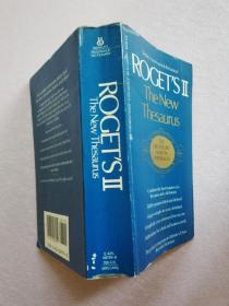 ROGETII The new thesaurus【实物拍图】