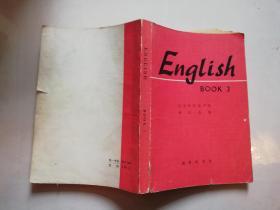 ENFLISH BOOK 3