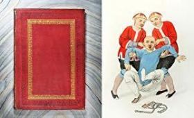 【包顺丰】The Punishments of China,《中国刑罚》,亦译为《中国酷刑》,1801年1版1印,Mason, George H. (乔治 - 梅森)杰作,该书收录22幅精美彩色手绘,极为珍贵历史资料 !