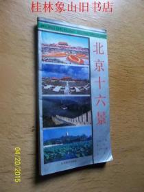 北京十六景 /金群 著