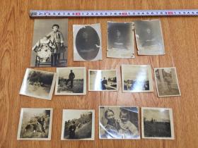 民国日本照片11张合售