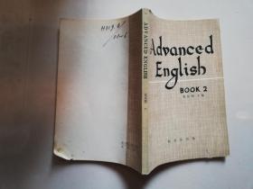 ADVANCED ENGLISH    book 2
