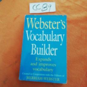 Websters Vocabulary Builder