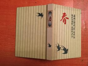春 日记本  空白本