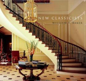 美国新式复古建筑 New Classicists: American Architecture 英文原版