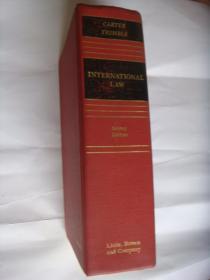 INTERNATIONAL LAW  <国际法> 布面精装16开1526P 很重