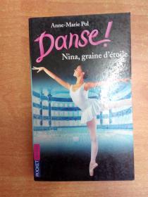 法文原版书:Nina graine détoile (Danse! #1)