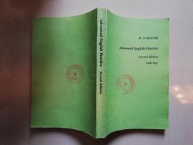 【馆藏书】ADVANCED ENGLISH   practice  second edition