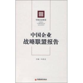 中国企业战略联盟报告