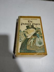 the pickwick papers(品相不好,英文)