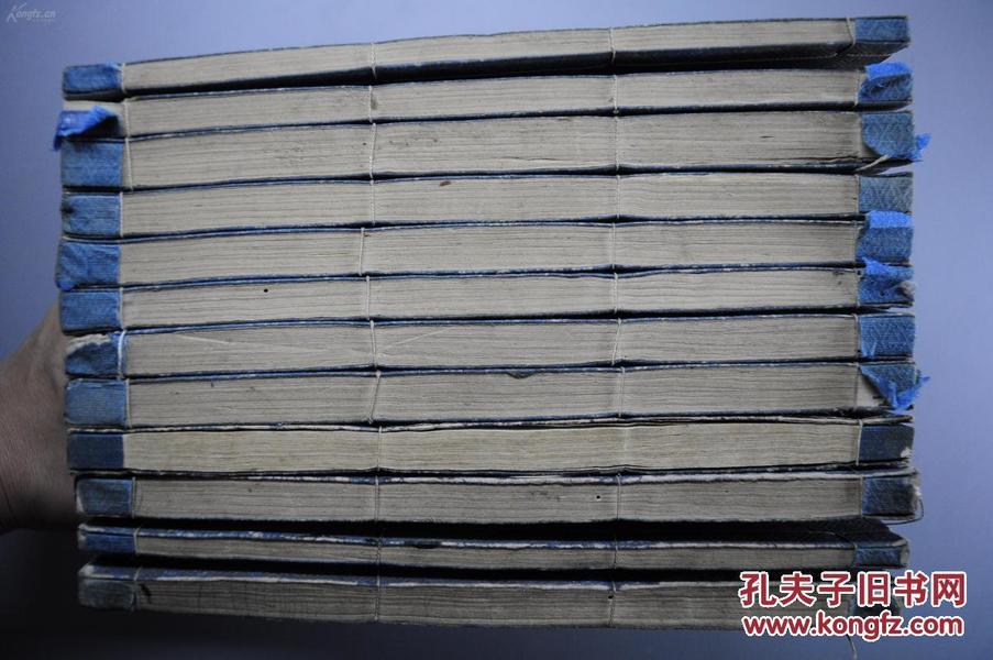 低价出售光绪4年和刻《校刻日本外史》22卷12厚册全。。。。···~~~~