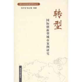 清华启迪创新城市研究丛书:转型:国际创新型城市案例研究