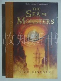 THE SEA OF MONSTERS  (正版现货)