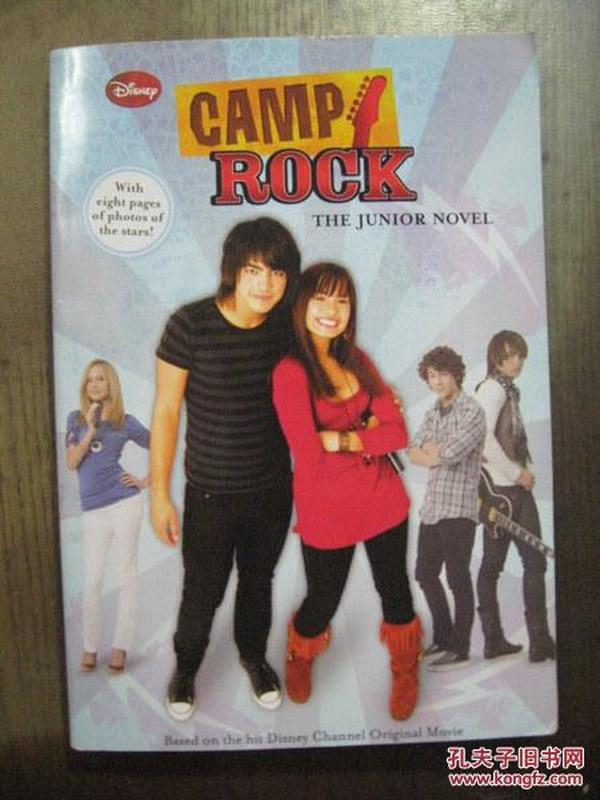 Camp Rock: The Junior Novel