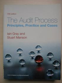 The Audit Process 5E principles Practice and Cases Gray 正版