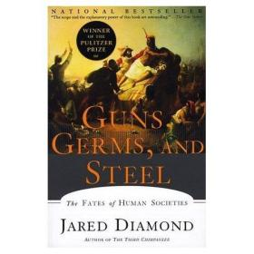 Guns, Germs, and Steel:The Fates of Human Societies 英文版