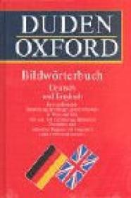 Duden-oxford Bildworterbuch: Deutsch Und Englisch / Duden-oxford Pictorial English And German Dictio