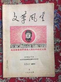 文革风云.1967.8