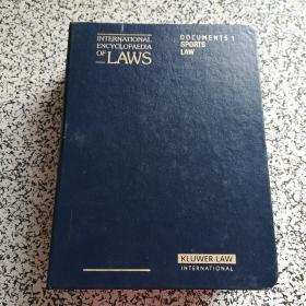 b0028精装international encyclopaedia of laws vol.3 (commercial and economic law)法律第三册国际百科全书(商业和经济法)