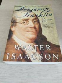 Benjamin Franklin: An American Life 【英文原版,插图丰富,品相佳】