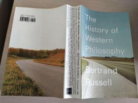 The History of Western Philosophy   《西方哲学史》  【英文原版,品相佳】