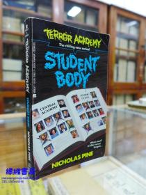 Student Body (Terror Academy)—《全体学生(恐怖学院)—尼古拉斯.派恩著》
