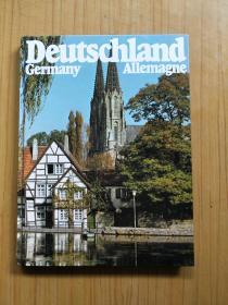 deutschland germany allemagne 德国 摄影画册 签名