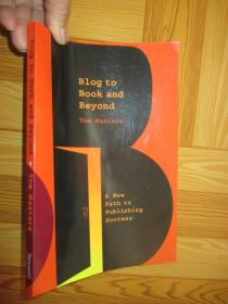 Blog to Book & Beyond: A New Path to Publishing       【詳見圖】