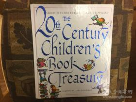 The 20th-Century Children's Book Treasury: Picture Books and Stories to Read Aloud二十世纪童书宝库:图画书和朗读故事,大开本精装彩图品佳