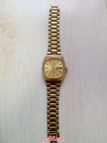 25钻双历全自动大英纳格手表