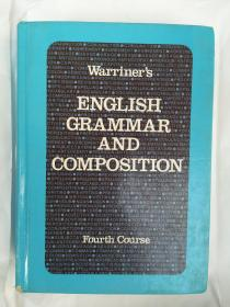 Warriners ENGLISH GRAMMAR AND COMPOSITION (英语语法和作文) 939页