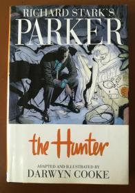 PARKER :THE HUNTER 帕克——猎人(英文原版漫画,基本全新)