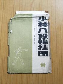 少林八段锦挂图