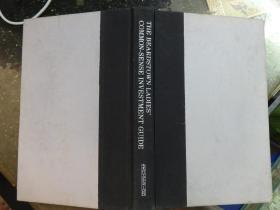 外文原版书《常识性的投资指南(我们如何击败了股票市场)》