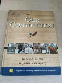Our constitution (英文原版大16开精装)