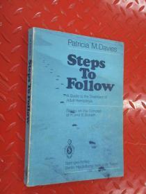 P M DAVIES STEPS TO FOLLOW 共300页